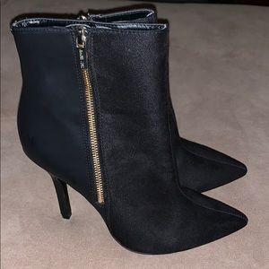 Jennifer Lopez heeled booties